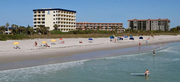 Best Western Ocean Beach Hotel & Suites: Esterno COCOA BEACH (FL)