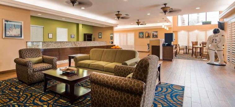 Best Western Ocean Beach Hotel & Suites: Lobby COCOA BEACH (FL)