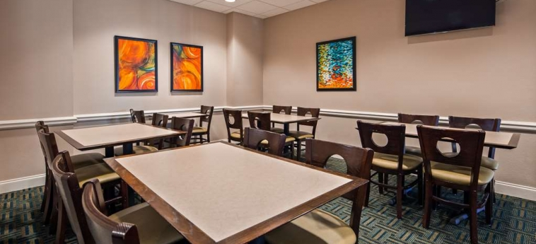 Best Western Ocean Beach Hotel & Suites: Ristorante COCOA BEACH (FL)