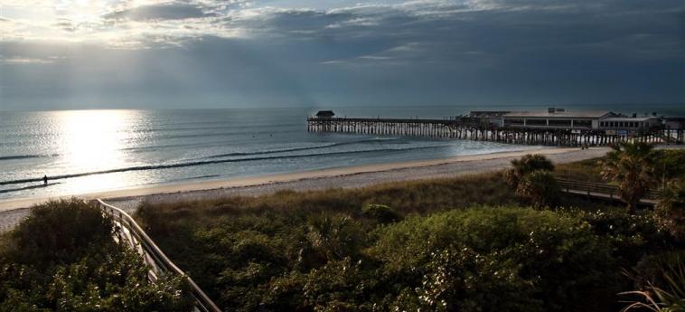 Best Western Ocean Beach Hotel & Suites: Spiaggia COCOA BEACH (FL)