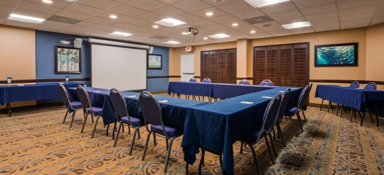 Best Western Ocean Beach Hotel & Suites: Meeting Room COCOA BEACH (FL)