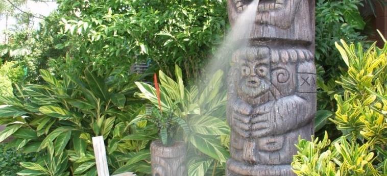 Hotel Westgate Cocoa Beach Resort: Jardin COCOA BEACH (FL)