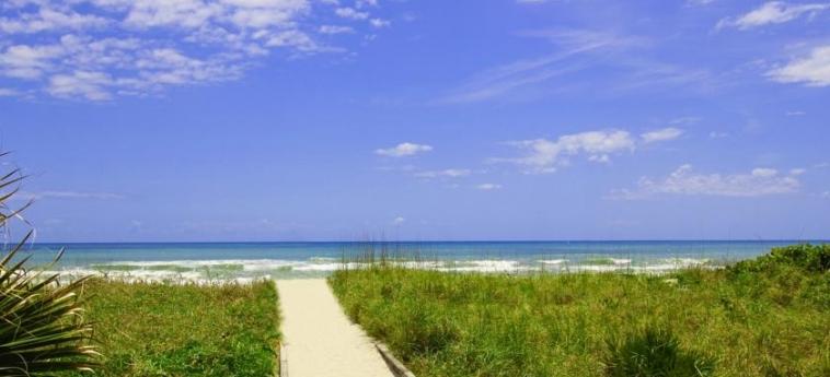 Hotel Westgate Cocoa Beach Resort: Plage COCOA BEACH (FL)