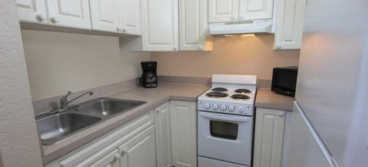 Hotel Westgate Cocoa Beach Resort: Kitchen COCOA BEACH (FL)