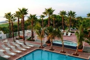 Doubletree Hotel Cocoa Beach-Oceanfront: Piscina Exterior COCOA BEACH (FL)