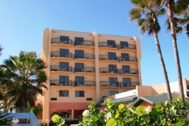 Doubletree Hotel Cocoa Beach-Oceanfront: Esterno COCOA BEACH (FL)