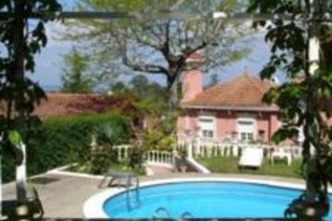 Hotel Alegre: Piscine Découverte COIMBRA