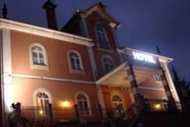 Hotel Alegre: Esterno COIMBRA