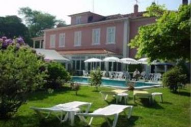 Hotel Vila Duparchy: Jardín COIMBRA