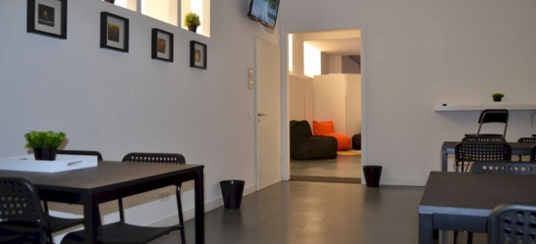 Coimbra Portagem Hostel: Pineta COIMBRA