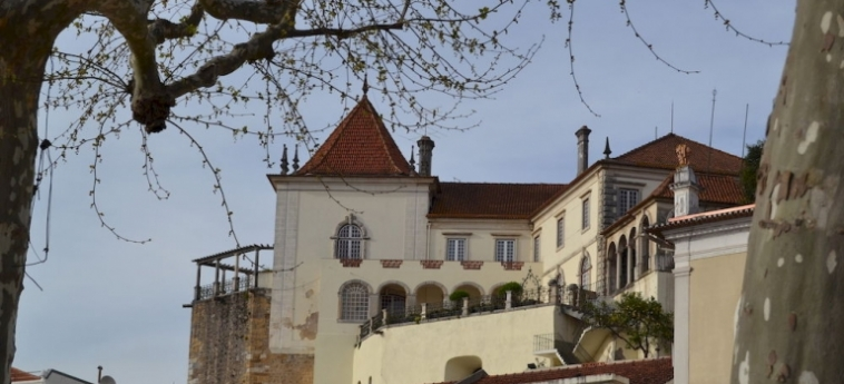 Coimbra Portagem Hostel: Spa COIMBRA