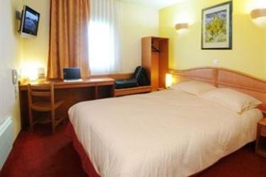 Hotel Roi Soleil: Soggiorno E Angolo Cottura COLMAR
