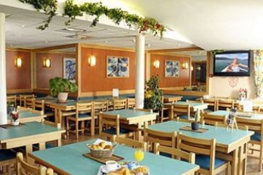 Hotel Roi Soleil: Terrasse COLMAR