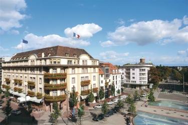 Hotel Best Western Grand Bristol: Exterior COLMAR