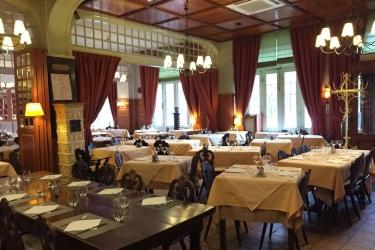 Hotel Best Western Grand Bristol: Restaurante COLMAR