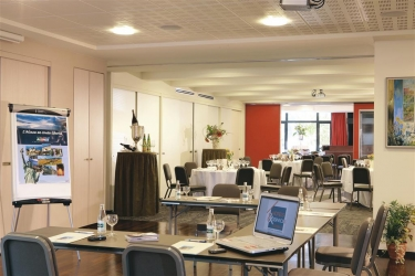 Hotel Best Western Grand Bristol: Sala Reuniones COLMAR