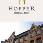 Hopper Hotel St. Josef