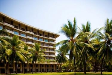 Hotel Taj Samudra: Außen COLOMBO