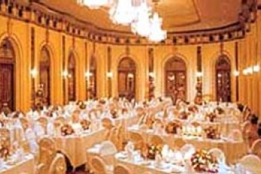 Hotel Taj Samudra: Bankettsaal COLOMBO