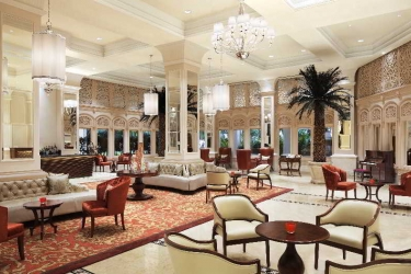 Hotel Taj Samudra: Lobby COLOMBO
