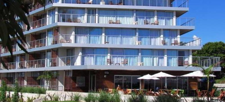 Hotel Costa Colonia Riverside Boutique: Außen COLONIA DO SACRAMENTO