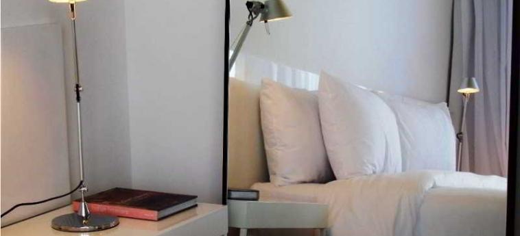 Hotel Costa Colonia Riverside Boutique: Schlafzimmer COLONIA DO SACRAMENTO