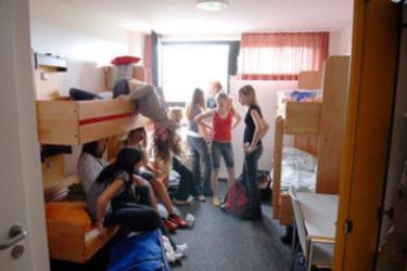 Jugendherberge Koeln - Riehl City - Hostel: Camera Matrimoniale/Doppia COLONIA