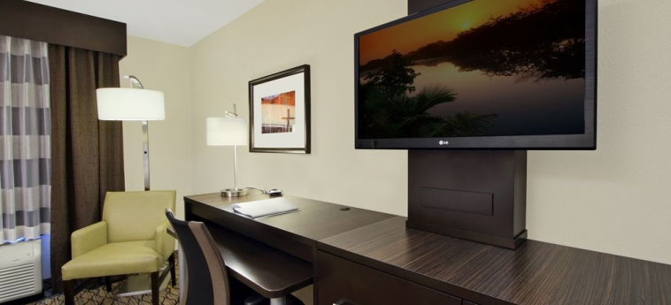 Hotel Holiday Inn Express & Suites First & Main: Amenidad en la Habitaciòn  COLORADO SPRINGS (CO)