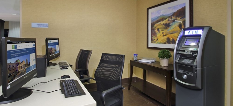 Hotel Holiday Inn Express & Suites First & Main: Business Centre COLORADO SPRINGS (CO)
