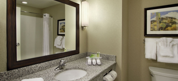 Hotel Holiday Inn Express & Suites First & Main: Cuarto de Baño COLORADO SPRINGS (CO)