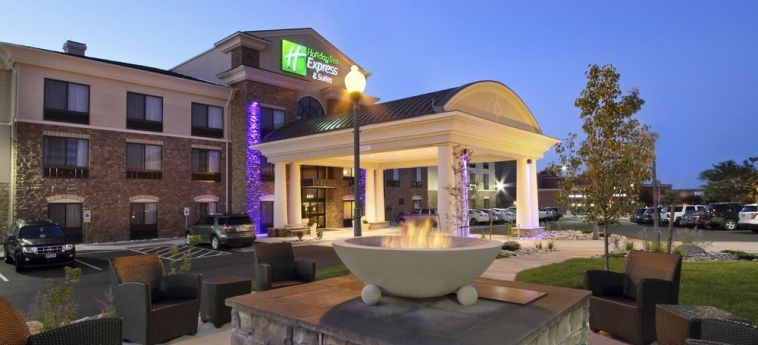 Hotel Holiday Inn Express & Suites First & Main: Exterior COLORADO SPRINGS (CO)