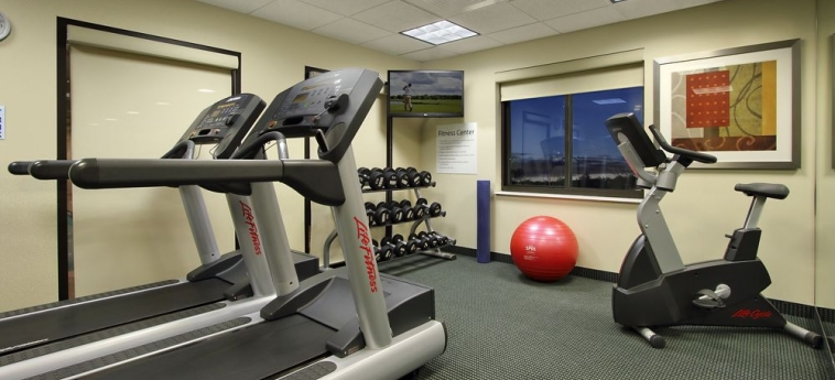 Hotel Holiday Inn Express & Suites First & Main: Gimnasio COLORADO SPRINGS (CO)