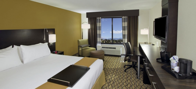 Hotel Holiday Inn Express & Suites First & Main: Habitaciòn COLORADO SPRINGS (CO)