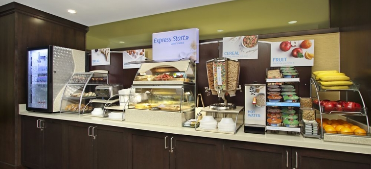 Hotel Holiday Inn Express & Suites First & Main: Restaurante COLORADO SPRINGS (CO)
