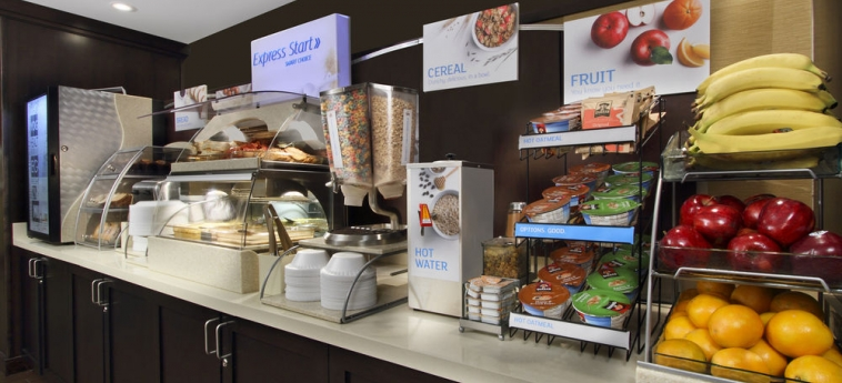 Hotel Holiday Inn Express & Suites First & Main: Sala de Desayuno COLORADO SPRINGS (CO)