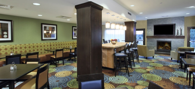 Hotel Holiday Inn Express & Suites First & Main: Zona de desayuno COLORADO SPRINGS (CO)