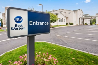 Hotel Best Western Concord Inn & Suites: Exterieur CONCORD (NH)