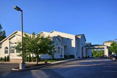 Hotel Best Western Concord Inn & Suites: Außen CONCORD (NH)