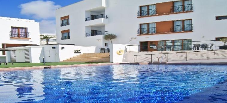 Hotel Andalussia: Exterieur CONIL DE LA FRONTERA - CADIX