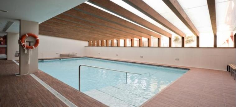 Hotel Ilunion Calas De Conil: Indoor Swimmingpool CONIL DE LA FRONTERA - CADIZ