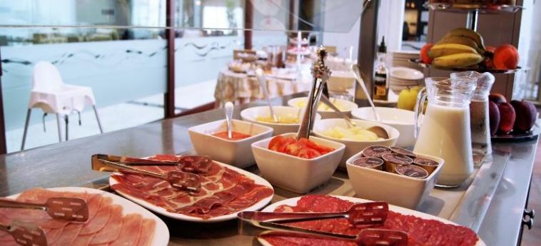 Hotel Andalussia: Restaurante CONIL DE LA FRONTERA - CADIZ
