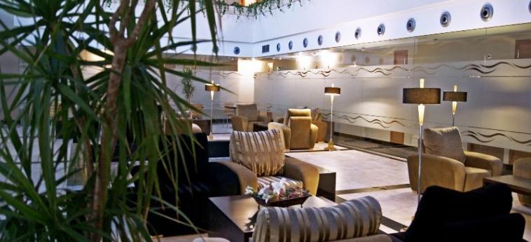 Hotel Andalussia: Lobby CONIL DE LA FRONTERA - CADIZ