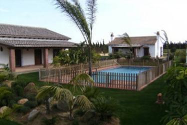 Hotel Hacienda Roche Viejo Conil: Exterior CONIL DE LA FRONTERA - CADIZ