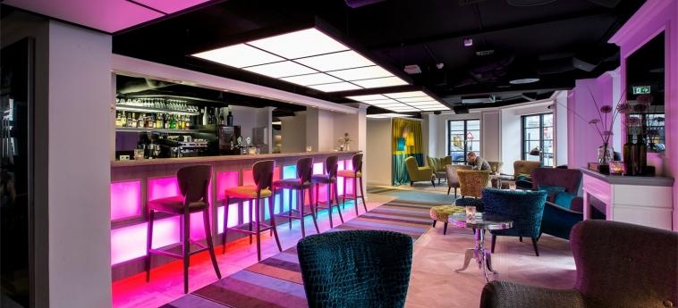 Hotel Absalon: Bar COPENHAGEN
