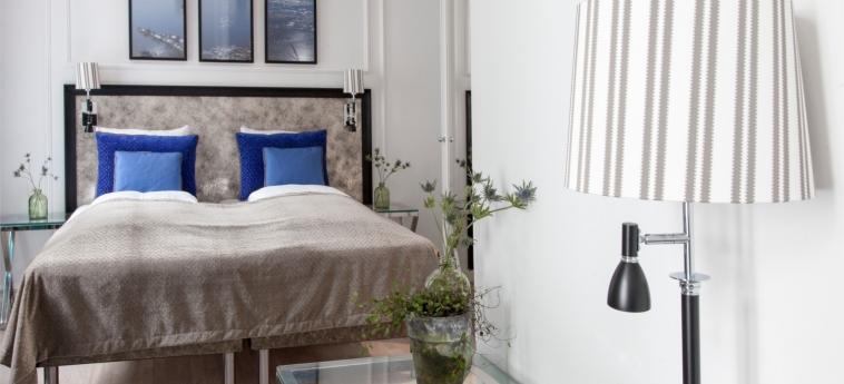 Hotel Absalon: Bedroom COPENHAGEN