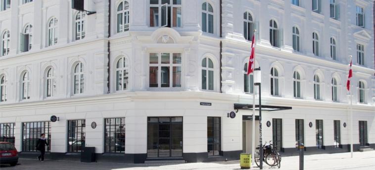 Hotel Absalon: Exterior COPENHAGEN