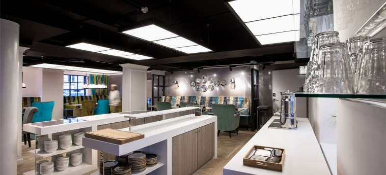 Hotel Absalon: Kitchen COPENHAGEN