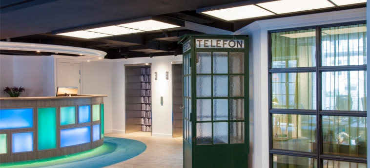 Hotel Absalon: Reception COPENHAGEN