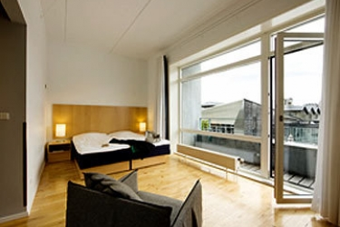 Hotel Dgi Byen: Guest Room COPENHAGEN