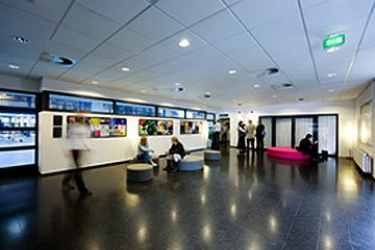 Hotel Dgi Byen: Lobby COPENHAGEN